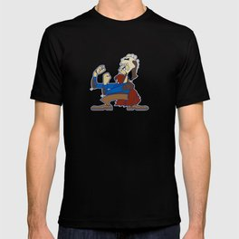 Evil Fighting Ash  T-shirt