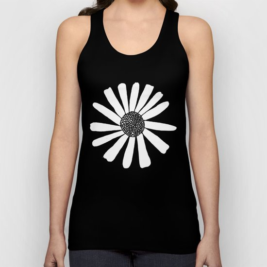 Because Daisies Unisex Tank Top