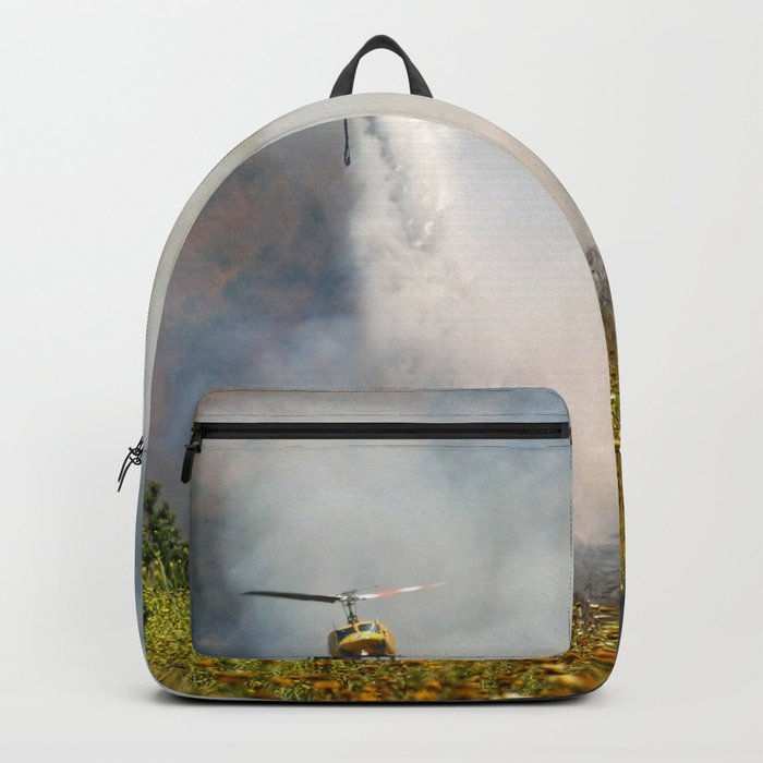 Barnett Fire Backpack