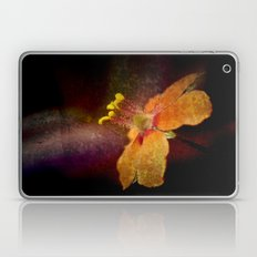 Dark Orange Laptop & iPad Skin