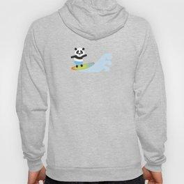 Surf Panda Hoody
