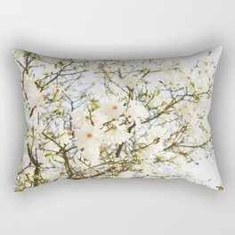 Under the Magolia Tree Rectangular Pillow