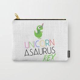 Unicornasaurus Carry-All Pouch