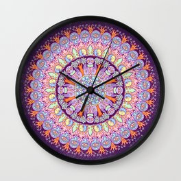 Galactic Alignment Wall Clock