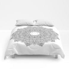 Detailed Mandala Comforters