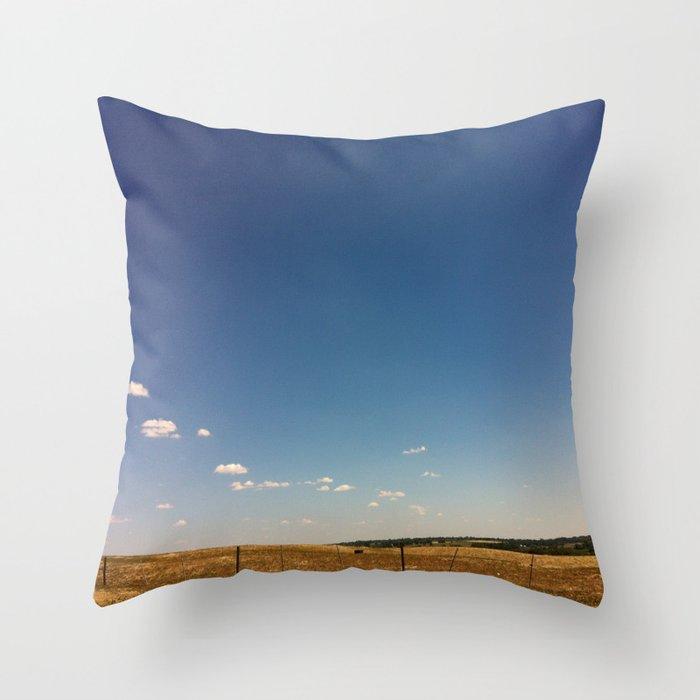 Colorado, 1 Throw Pillow