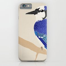 Blue Jay iPhone 6s Slim Case