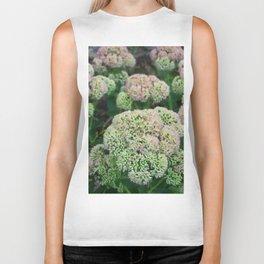 Floral Print 023 Biker Tank