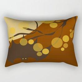 Halloween - Bat Rectangular Pillow