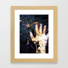 I Feel It Framed Art Print