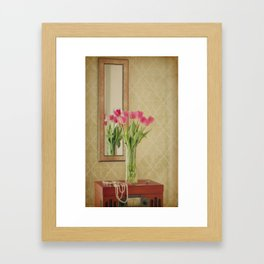 Lovely Music  Framed Art Print