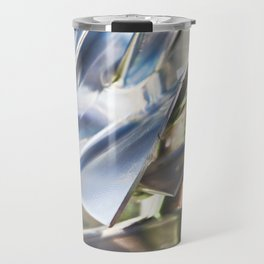 Blades of metal impeller Travel Mug