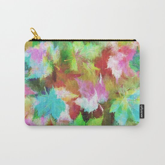 Spring Impressions #1 Carry-All Pouch