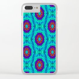 My Sea Gardens.... Clear iPhone Case