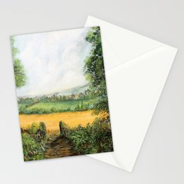 Forest Clearing - 1988 Stationery Cards