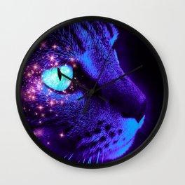Hunter of the Night Wall Clock