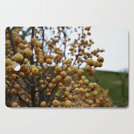 Goldenberries Cutting Board