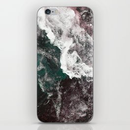 Abstract Sea, Water iPhone Skin