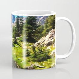 Emerald Lake Coffee Mug