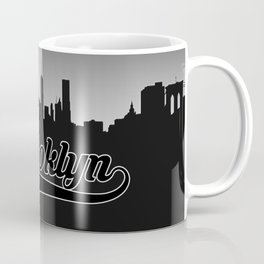 Brooklyn Classic City Coffee Mug