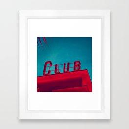 Neon Soul 1 Framed Art Print