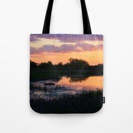 Perfect Pastel Spring Sunset Tote Bag