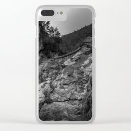 Trail end Clear iPhone Case