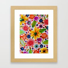 calypso Framed Art Print