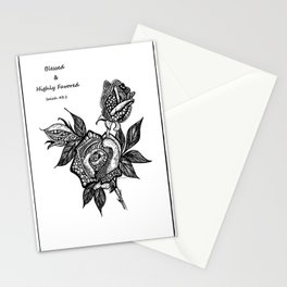 Blessed & Highly Favored! Stationery Cards