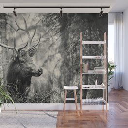 Into The Woods. Wall Mural