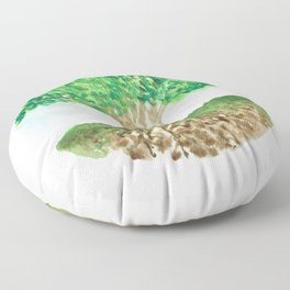 Tree of Life Floor Pillow