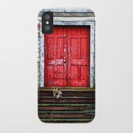 The Last Parishioner iPhone Case