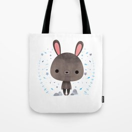 Amami rabbit Tote Bag