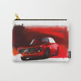 Alfa Romeo Giulia Sprint 1600 GTA Carry-All Pouch