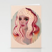 la Stationery Cards featuring à La Mode by Megan Lara