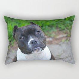 Mila of Troy Rectangular Pillow