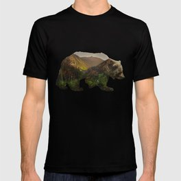 North American Brown Bear T-shirt