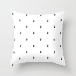 Snow cone Print Throw Pillow