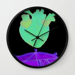 The sacrifice Wall Clock