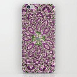 Flowers III iPhone Skin