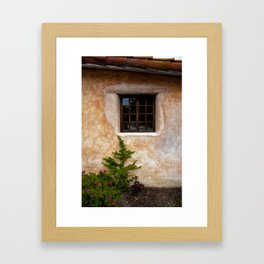Window beauty Framed Art Print