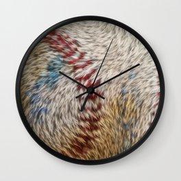 Fur Ball Wall Clock