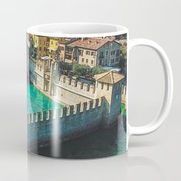 Catle in the water Coffee Mug