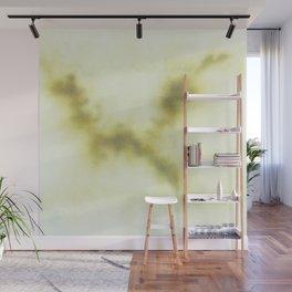 Chartreuse Memory Wall Mural
