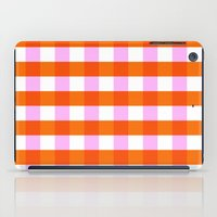 allyson johnson iPad Cases featuring Allyson by Anh-Valérie