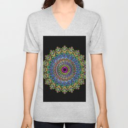 Cute Colors Unisex V-Neck