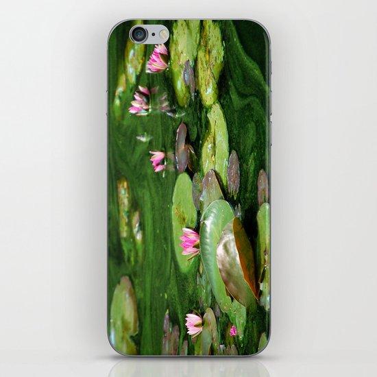 Water Colors iPhone & iPod Skin