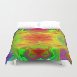 Colorful fitting ... Duvet Cover