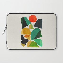 Mountains as the giants Laptop Sleeve