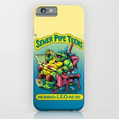 SEWER PIPE TEENS: Morbid-LEO-bese Slim Case iPhone 6s